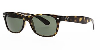 Ray Ban Sunglasses New Wayfarer Tortoise RB2132 902 58