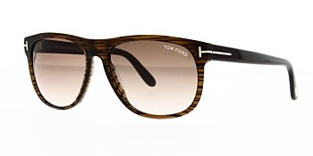 Tom Ford Olivier Sunglasses TF236 50P 58