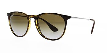 Ray Ban Sunglasses Erika RB4171 710 T5 Polarised 54