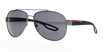 Prada Sport Sunglasses PS55QS DG15Z1 Polarised 59