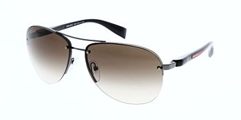 Prada Sport Sunglasses PS56MS 5AV6S1 62