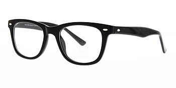 Solo Glasses 586 Black 51