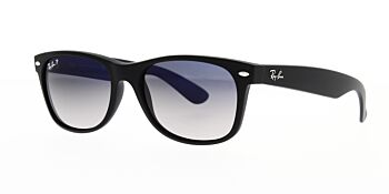 Ray Ban Sunglasses New Wayfarer RB2132 601S 78 Polarised 55