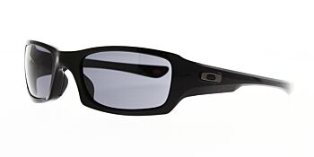 Oakley Fives Squared Polished Black/Grey OO9238-04