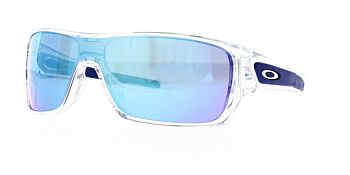 Oakley Sunglasses Turbine Rotor Polished Clear Sapphire Iridium OO9307-1032
