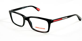 Prada Sport Glasses PS 02CV 1AB1O1 55