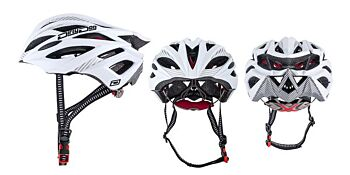 Dirty Dog Cycle Helmet Cruise Matte White L-XL 47028