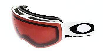 Oakley Goggles Flight Deck XM Matte White Prizm Rose OO7064-0200