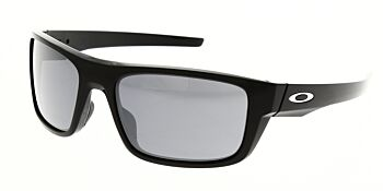 Oakley Sunglasses Drop Point Polished Black Black Iridium OO9367-0260