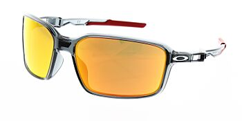 Oakley Sunglasses Siphon Crystal Black Prizm Ruby Polarised OO9429-0364