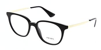 Prada Glasses PR13UV 1AB1O1 50