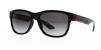 Prada Sport Sunglasses PS03QS 1AB5W1 Polarised 57
