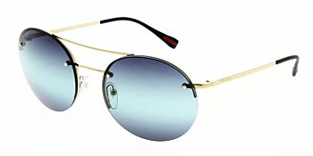 Prada Sport Sunglasses PS 54RS ZVN5T2 56