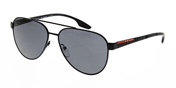 Prada Sport Sunglasses PS54TS 1AB5Z1 Polarised 58