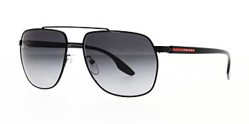 Prada Sport Sunglasses PS55VS 1BO5W1 Polarised 59