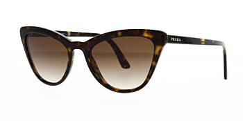 Prada Sunglasses PR01VS 2AU6S1 56