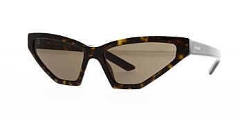 Prada Sunglasses PR12VS 2AU8C1 57