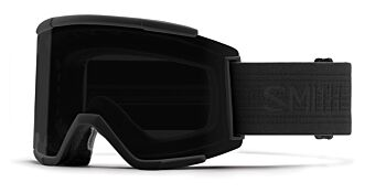 Smith Optics Goggles Squad XL Blackout/ChromaPop Sun Black & ChromaPop Storm Rose Flash