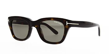 Tom Ford Snowdon Sunglasses TF237 52N 50