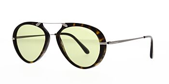 Tom Ford Aaron Sunglasses TF473 52N 53