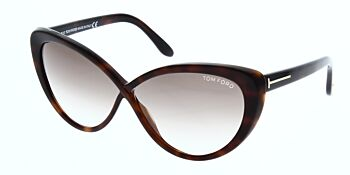 Tom Ford Madison Sunglasses TF253 52F 63