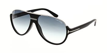 Tom Ford Dimitry Sunglasses TF334 02W 59