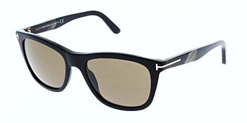 Tom Ford Andrew Sunglasses TF500 01H Polarised 54