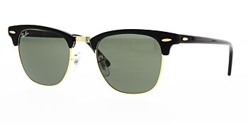 Ray Ban Sunglasses Clubmaster RB3016 W0365 49
