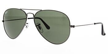 Ray Ban Sunglasses Aviator Large Metal RB3025 W0879